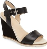 Nine West 'Gronigen' Wedge Sandal (Women)