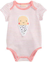 First Impressions Ice Cream Bodysuit, Baby Girls, Created for Macy's