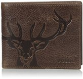 Fossil Men's Jack Large Coin Pocket Bifold Wallet