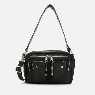Nunoo Women's Ellie Logo Sport Bag - Black