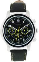 Timex Men's T2N163 Premium Chronograph Nylon Strap Dial Watch