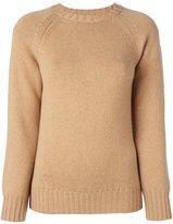 A.P.C. 'Édimbourg' jumper - women - Wool - L