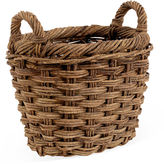 One Kings Lane Rustic Twig Basket