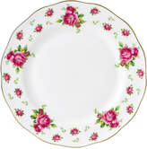 Royal Albert Old Country Roses White Vintage Dinner Plate