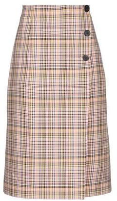 Carolina Herrera 3/4 length skirt