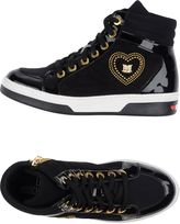 Love Moschino High-tops & sneakers - Item 11242402