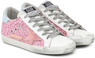 Golden Goose Exclusive to Mytheresa Superstar leather sneakers