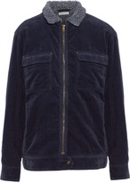 Tomas Maier Cotton-blend corduroy jacket
