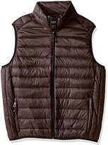 Hawke & Co Men's Packable Vest with Side Panels