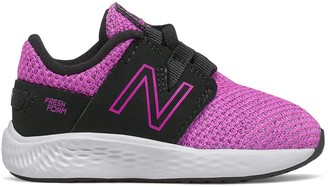 New Balance Lace-Up Mesh Sneaker (Toddler)
