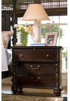 Paula Deen Home Drawer Nightstand in Tobacco Finish