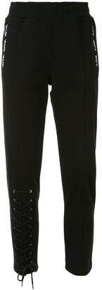 Bapy By *A Bathing Ape® Corset-Detail Trousers