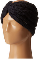 MICHAEL Michael Kors Cable Knit Jersey Twisted Headband