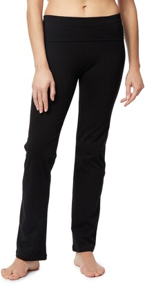 The White Company Roll Top Yoga Pants