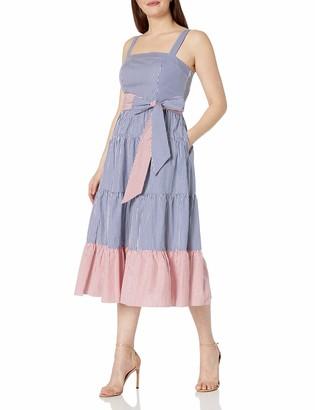 Eliza J Women's Sleeveless Midi Sundress