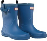 Hunter Kids Davidson Wellington Boots Oasis/Pale Air Force