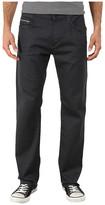 Mavi Jeans Zach Regular Rise Straight in Smoke Coated White Edge