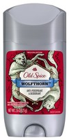 Old Spice Wild Collection Wolfthorn Invisible Solid Antiperspirant - 2.6 oz