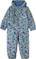 Cath Kidston Trucks and Diggers Boys Puddlesuit