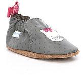 Robeez Baby Girls Newborn-24 Months Kitty Bow Shoes