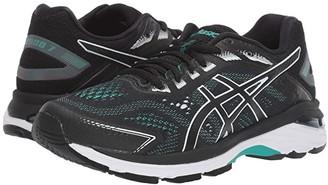 Asics GT-2000(r) 7 (Black/Black) Women's Running Shoes
