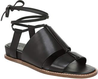 Vince Forster Flat Ankle-Tie Sandals