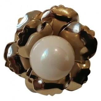 Philippe Ferrandis Gold Metal Rings