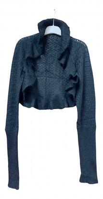Benetton Black Wool Knitwear