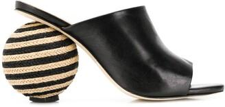 Paloma Barceló Blanche sandals