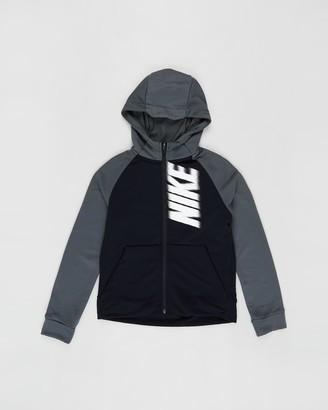 Nike Dry GFX Full-Zip Fleece Hoodie - Teens