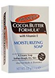 Palmers Cocoa Butter Formula, Cream Soap Bar with Vitamin E 3.5 oz (100 ) pack of 2