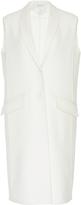 Givenchy Sleeveless Cashmere Coat