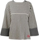 Loewe striped long-sleeve T-shirt