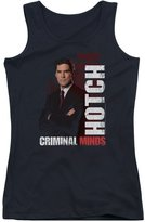 Criminal Minds - Juniors Hotch Tank Top