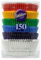 Wilton Rainbow Baking Cups - 150ct