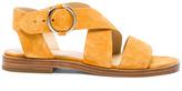 Rag & Bone Brie Sandal in Yellow.