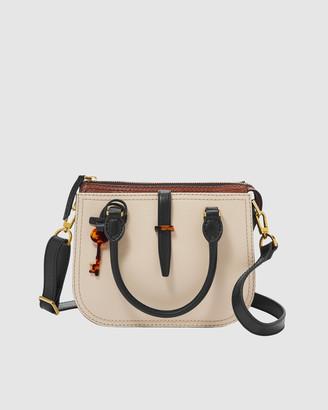 Fossil Ryder Multicolor Satchel Bag