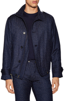 Wool Jacquard Jacket