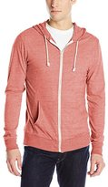 Threads 4 Thought Men's Triblend Jersey Zip Hoodie
