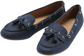 M&Co Fable moccasin driver loafer