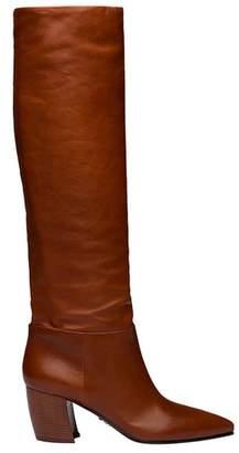 Prada Nappa Leather Boots