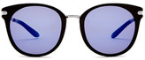 GUESS Women&s Round Sunglasses