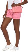 Beta House Solid Mini Shorts