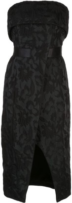 Alexis Isotta jacquard dress