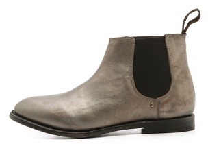 Ash Penny Pull On Booties