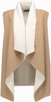 Splendid Keane faux-shearling vest