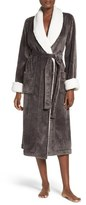 Nordstrom Plush Cable Robe