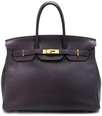 Hermes Pre Owned 2014 35 Birkin bag