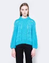 The Julliard Mohair Sweater