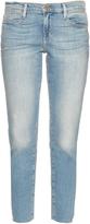 Frame Le Garcon mid-rise straight-fit boyfriend jeans